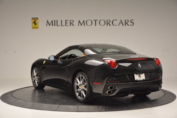 Used 2010 Ferrari California for sale Sold at Rolls-Royce Motor Cars Greenwich in Greenwich CT 06830 17