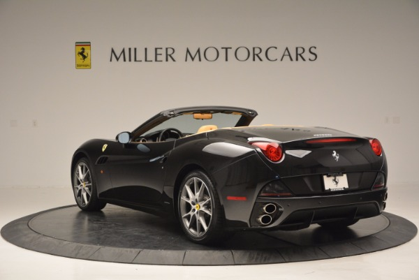 Used 2010 Ferrari California for sale Sold at Rolls-Royce Motor Cars Greenwich in Greenwich CT 06830 5