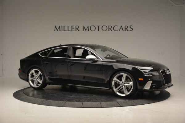 Used 2014 Audi RS 7 4.0T quattro Prestige for sale Sold at Rolls-Royce Motor Cars Greenwich in Greenwich CT 06830 10