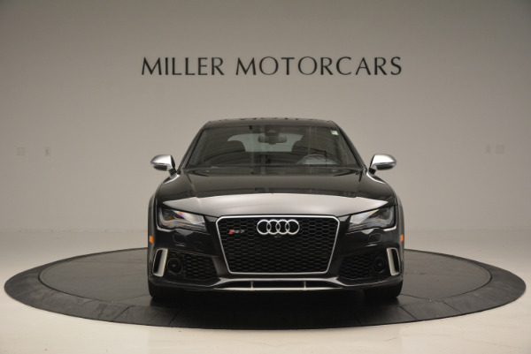 Used 2014 Audi RS 7 4.0T quattro Prestige for sale Sold at Rolls-Royce Motor Cars Greenwich in Greenwich CT 06830 12