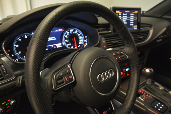 Used 2014 Audi RS 7 4.0T quattro Prestige for sale Sold at Rolls-Royce Motor Cars Greenwich in Greenwich CT 06830 18