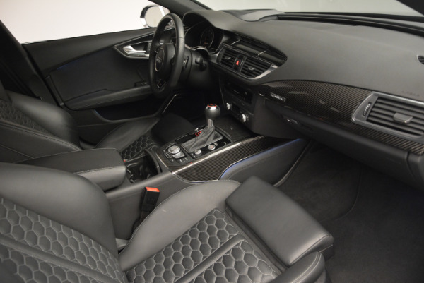 Used 2014 Audi RS 7 4.0T quattro Prestige for sale Sold at Rolls-Royce Motor Cars Greenwich in Greenwich CT 06830 23