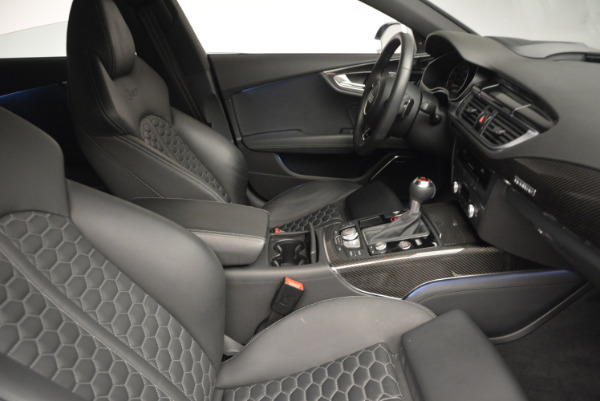 Used 2014 Audi RS 7 4.0T quattro Prestige for sale Sold at Rolls-Royce Motor Cars Greenwich in Greenwich CT 06830 24