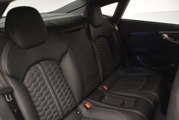 Used 2014 Audi RS 7 4.0T quattro Prestige for sale Sold at Rolls-Royce Motor Cars Greenwich in Greenwich CT 06830 26
