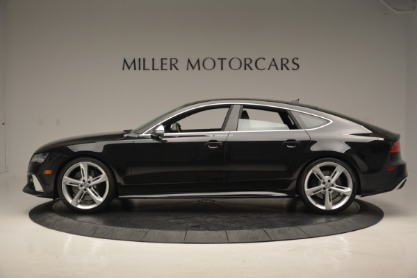 Used 2014 Audi RS 7 4.0T quattro Prestige for sale Sold at Rolls-Royce Motor Cars Greenwich in Greenwich CT 06830 3