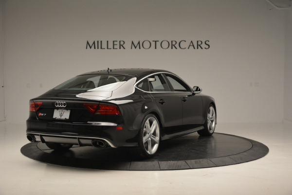 Used 2014 Audi RS 7 4.0T quattro Prestige for sale Sold at Rolls-Royce Motor Cars Greenwich in Greenwich CT 06830 7