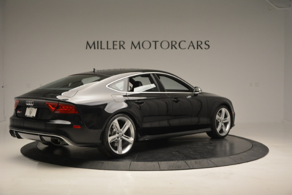 Used 2014 Audi RS 7 4.0T quattro Prestige for sale Sold at Rolls-Royce Motor Cars Greenwich in Greenwich CT 06830 8