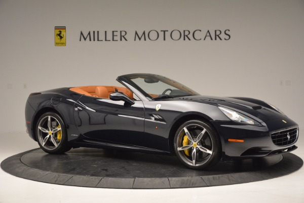 Used 2013 Ferrari California 30 for sale Sold at Rolls-Royce Motor Cars Greenwich in Greenwich CT 06830 10