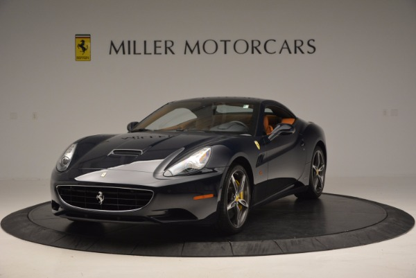 Used 2013 Ferrari California 30 for sale Sold at Rolls-Royce Motor Cars Greenwich in Greenwich CT 06830 13