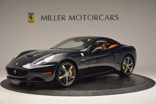 Used 2013 Ferrari California 30 for sale Sold at Rolls-Royce Motor Cars Greenwich in Greenwich CT 06830 14
