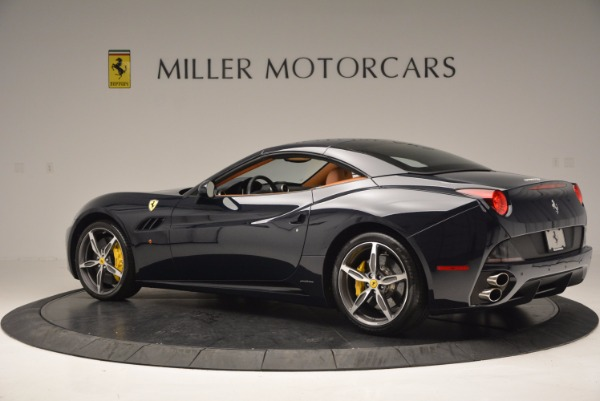 Used 2013 Ferrari California 30 for sale Sold at Rolls-Royce Motor Cars Greenwich in Greenwich CT 06830 16