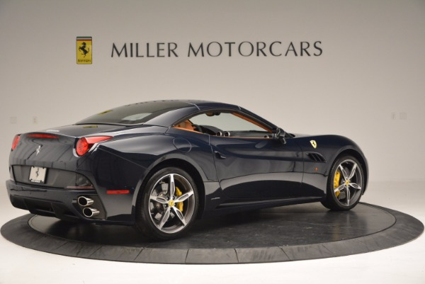 Used 2013 Ferrari California 30 for sale Sold at Rolls-Royce Motor Cars Greenwich in Greenwich CT 06830 20