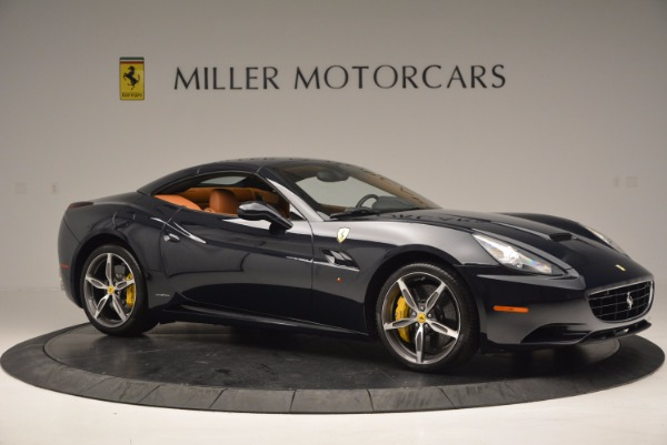 Used 2013 Ferrari California 30 for sale Sold at Rolls-Royce Motor Cars Greenwich in Greenwich CT 06830 22