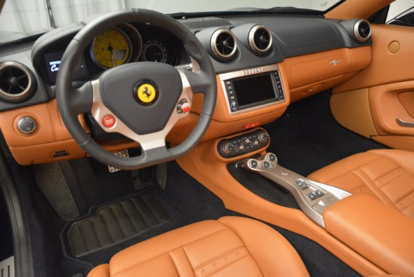 Used 2013 Ferrari California 30 for sale Sold at Rolls-Royce Motor Cars Greenwich in Greenwich CT 06830 25