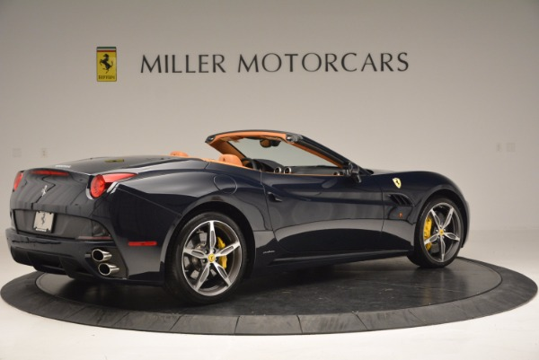 Used 2013 Ferrari California 30 for sale Sold at Rolls-Royce Motor Cars Greenwich in Greenwich CT 06830 8