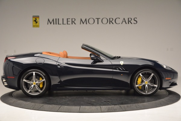 Used 2013 Ferrari California 30 for sale Sold at Rolls-Royce Motor Cars Greenwich in Greenwich CT 06830 9