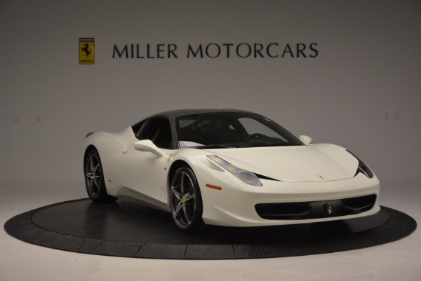 Used 2012 Ferrari 458 Italia for sale Sold at Rolls-Royce Motor Cars Greenwich in Greenwich CT 06830 11