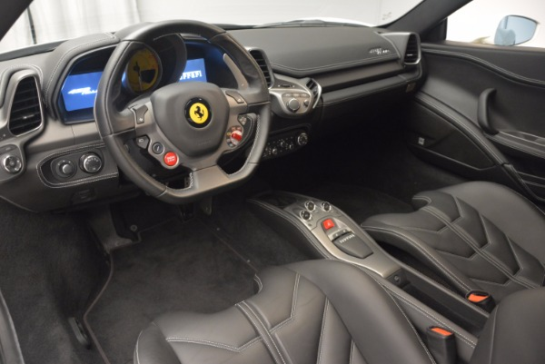 Used 2012 Ferrari 458 Italia for sale Sold at Rolls-Royce Motor Cars Greenwich in Greenwich CT 06830 13