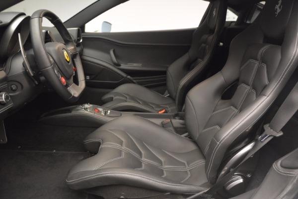 Used 2012 Ferrari 458 Italia for sale Sold at Rolls-Royce Motor Cars Greenwich in Greenwich CT 06830 14