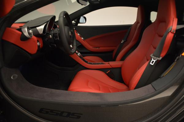 Used 2015 McLaren 650S for sale Sold at Rolls-Royce Motor Cars Greenwich in Greenwich CT 06830 15