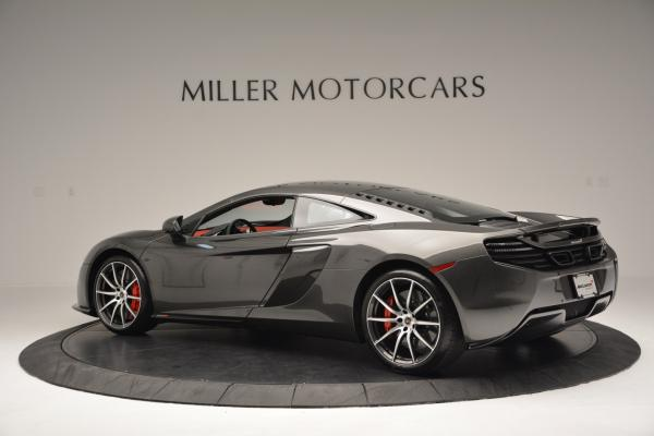 Used 2015 McLaren 650S for sale Sold at Rolls-Royce Motor Cars Greenwich in Greenwich CT 06830 4
