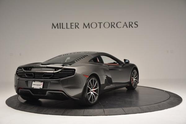 Used 2015 McLaren 650S for sale Sold at Rolls-Royce Motor Cars Greenwich in Greenwich CT 06830 7