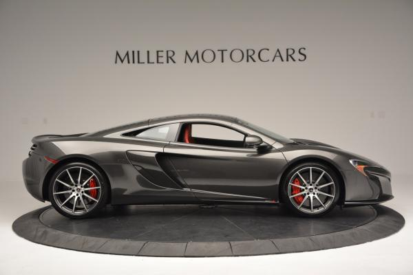 Used 2015 McLaren 650S for sale Sold at Rolls-Royce Motor Cars Greenwich in Greenwich CT 06830 9