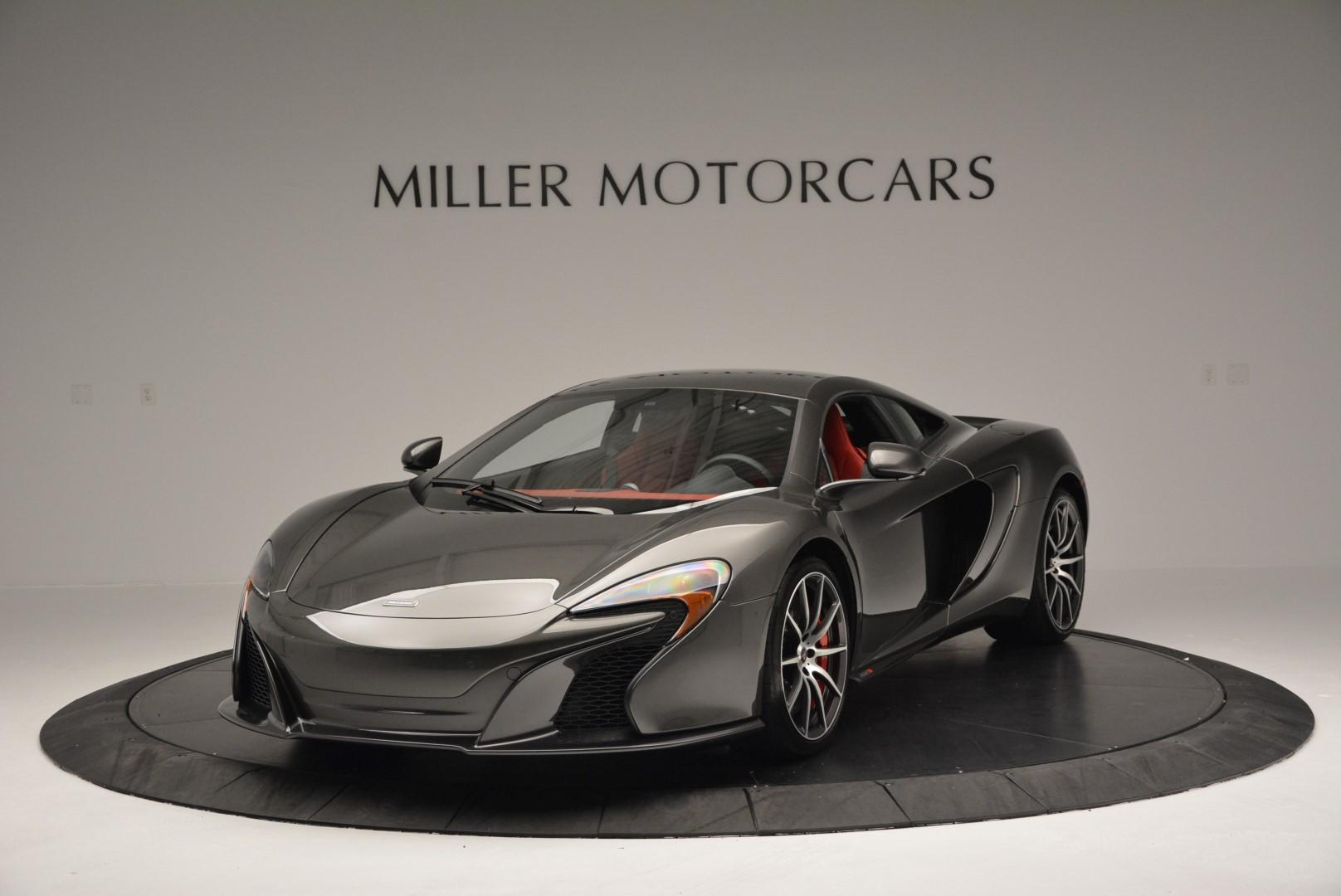 Used 2015 McLaren 650S for sale Sold at Rolls-Royce Motor Cars Greenwich in Greenwich CT 06830 1