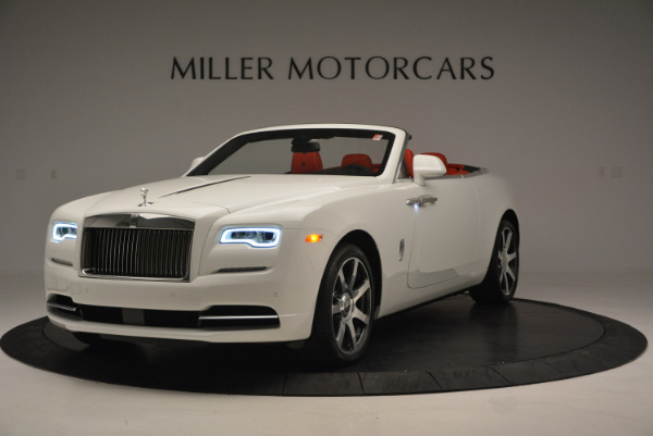 New 2017 Rolls-Royce Dawn for sale Sold at Rolls-Royce Motor Cars Greenwich in Greenwich CT 06830 2