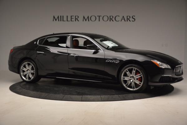 New 2017 Maserati Quattroporte S Q4 GranLusso for sale Sold at Rolls-Royce Motor Cars Greenwich in Greenwich CT 06830 10