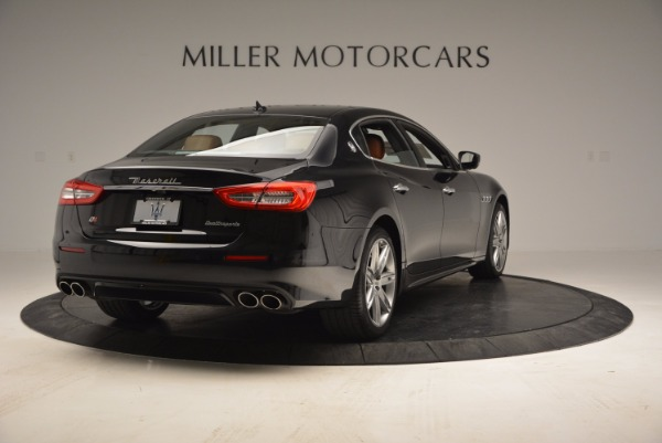 New 2017 Maserati Quattroporte S Q4 GranLusso for sale Sold at Rolls-Royce Motor Cars Greenwich in Greenwich CT 06830 7