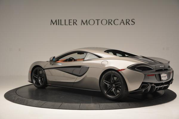 New 2016 McLaren 570S for sale Sold at Rolls-Royce Motor Cars Greenwich in Greenwich CT 06830 4