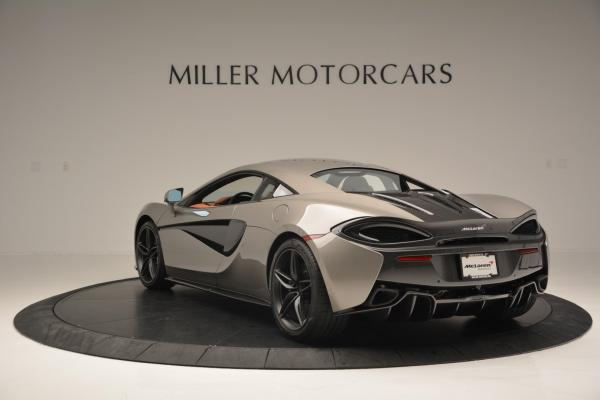 New 2016 McLaren 570S for sale Sold at Rolls-Royce Motor Cars Greenwich in Greenwich CT 06830 5