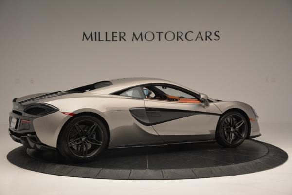 New 2016 McLaren 570S for sale Sold at Rolls-Royce Motor Cars Greenwich in Greenwich CT 06830 8