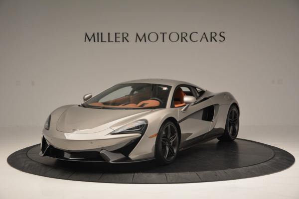 New 2016 McLaren 570S for sale Sold at Rolls-Royce Motor Cars Greenwich in Greenwich CT 06830 1