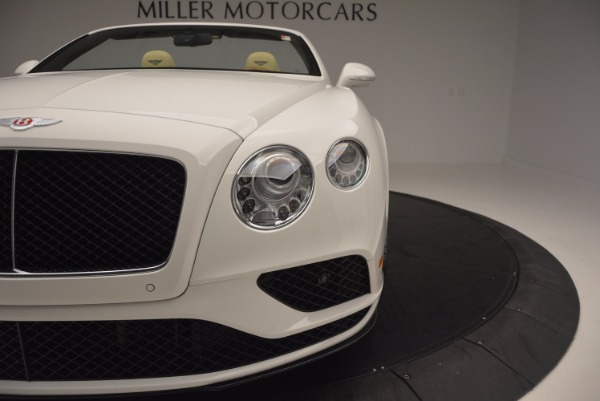 New 2017 Bentley Continental GT V8 S for sale Sold at Rolls-Royce Motor Cars Greenwich in Greenwich CT 06830 27