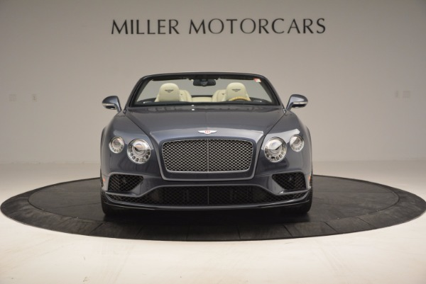 New 2017 Bentley Continental GT V8 S for sale Sold at Rolls-Royce Motor Cars Greenwich in Greenwich CT 06830 12