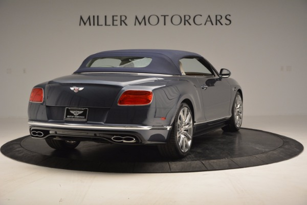 Used 2017 Bentley Continental GT V8 S for sale $179,900 at Rolls-Royce Motor Cars Greenwich in Greenwich CT 06830 20