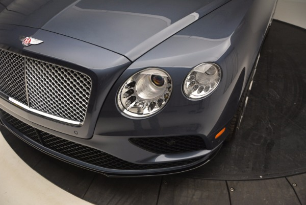 New 2017 Bentley Continental GT V8 S for sale Sold at Rolls-Royce Motor Cars Greenwich in Greenwich CT 06830 26