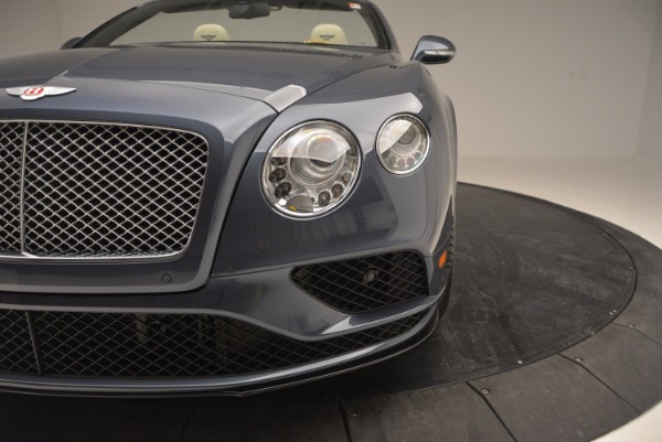 Used 2017 Bentley Continental GT V8 S for sale $179,900 at Rolls-Royce Motor Cars Greenwich in Greenwich CT 06830 28