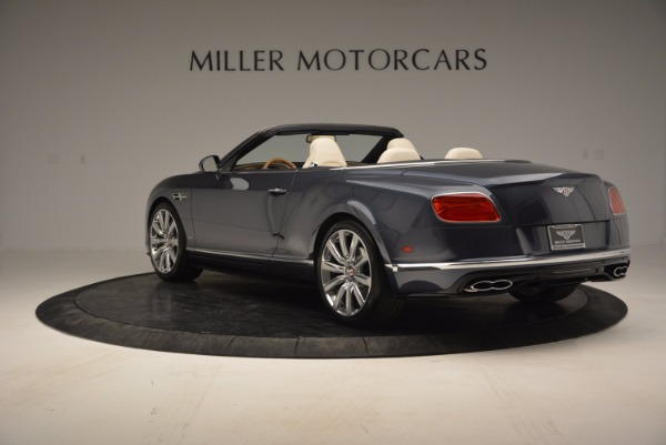 Used 2017 Bentley Continental GT V8 S for sale $179,900 at Rolls-Royce Motor Cars Greenwich in Greenwich CT 06830 5