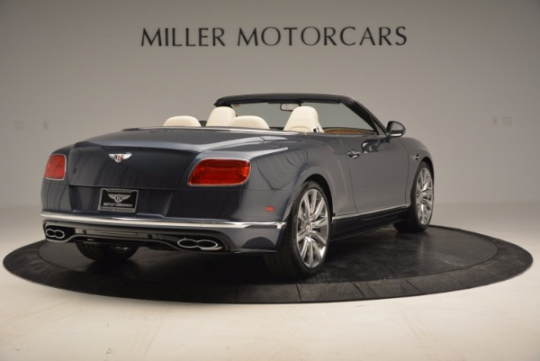 Used 2017 Bentley Continental GT V8 S for sale $179,900 at Rolls-Royce Motor Cars Greenwich in Greenwich CT 06830 7
