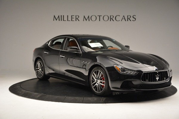 Used 2017 Maserati Ghibli S Q4 for sale $45,900 at Rolls-Royce Motor Cars Greenwich in Greenwich CT 06830 11