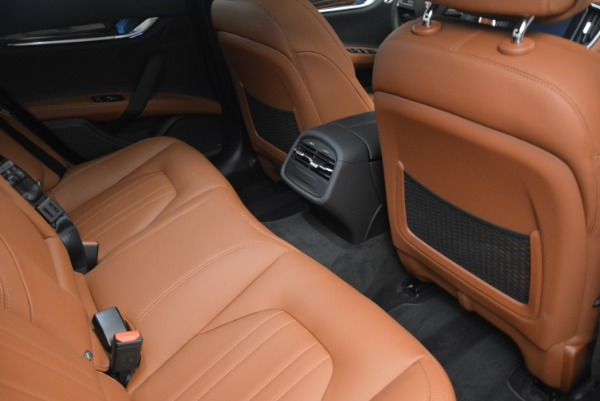 Used 2017 Maserati Ghibli S Q4 for sale $45,900 at Rolls-Royce Motor Cars Greenwich in Greenwich CT 06830 23