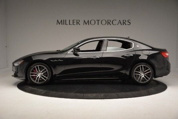 Used 2017 Maserati Ghibli S Q4 for sale $45,900 at Rolls-Royce Motor Cars Greenwich in Greenwich CT 06830 3
