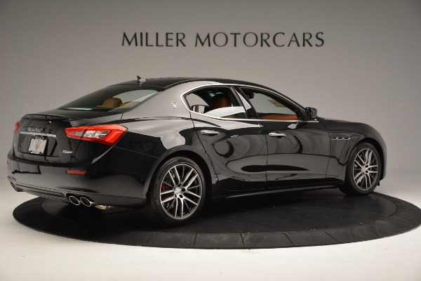 Used 2017 Maserati Ghibli S Q4 for sale $45,900 at Rolls-Royce Motor Cars Greenwich in Greenwich CT 06830 8