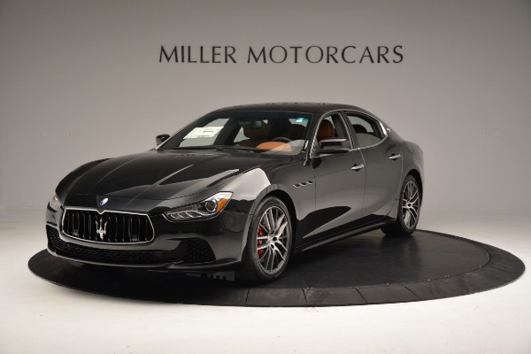 Used 2017 Maserati Ghibli S Q4 for sale $45,900 at Rolls-Royce Motor Cars Greenwich in Greenwich CT 06830 1