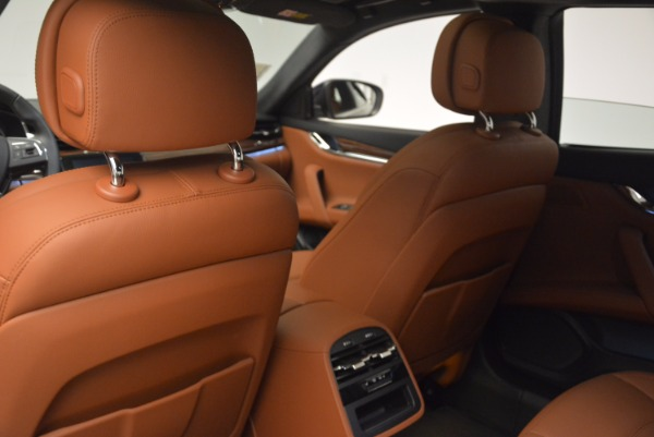 New 2017 Maserati Quattroporte S Q4 GranLusso for sale Sold at Rolls-Royce Motor Cars Greenwich in Greenwich CT 06830 16