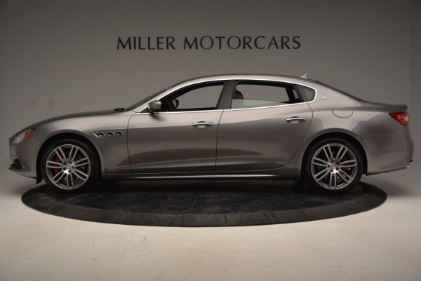 New 2017 Maserati Quattroporte S Q4 GranLusso for sale Sold at Rolls-Royce Motor Cars Greenwich in Greenwich CT 06830 3