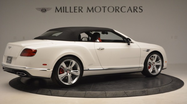 New 2017 Bentley Continental GT V8 S for sale Sold at Rolls-Royce Motor Cars Greenwich in Greenwich CT 06830 21